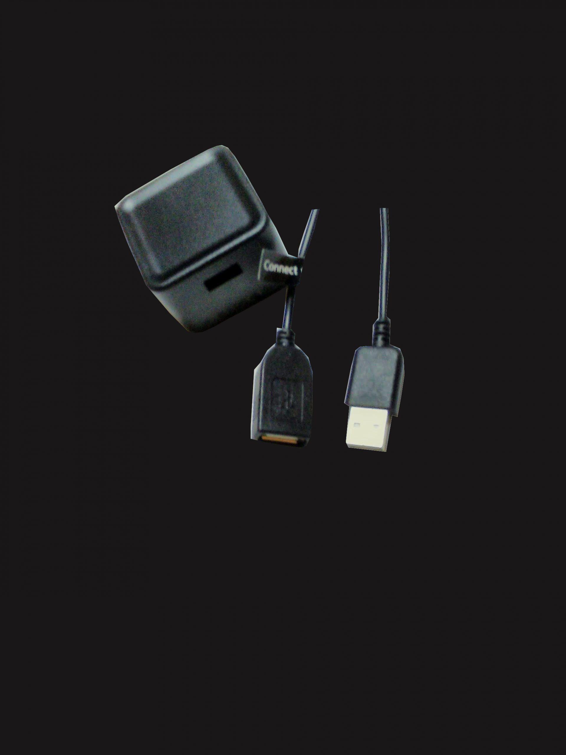 USB端子2用のACアダプタ